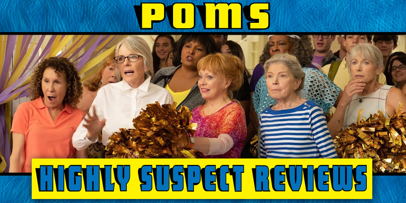 Poms Movie Review