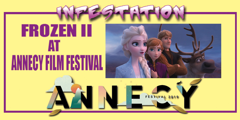 Annecy Animation Preview of Frozen 2