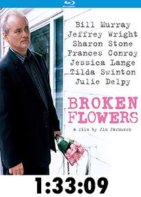 Broken Flowers Blu-Ray Review