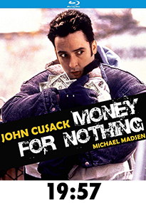 Money For Nothing Blu-Ray Review