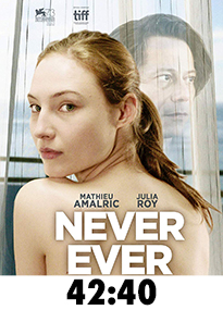 Never Ever DVD Review