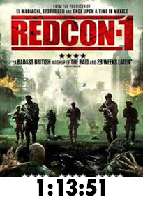 Redcon-1 Blu-Ray Review