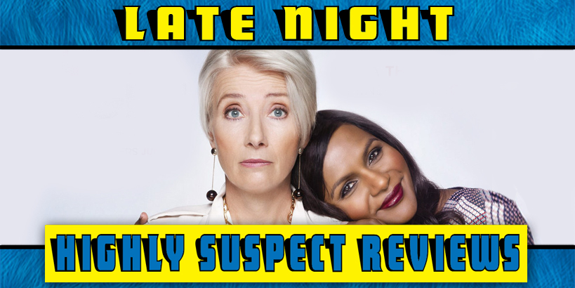 Late Night Movie Review