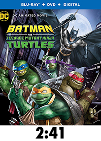 Batman vs Teenage Mutant Ninja Turtles Review