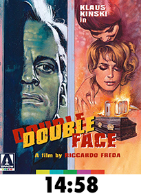 Double Face Blu-Ray Review