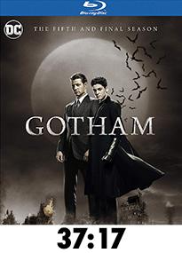 Gotham Season 5 Blu-Ray Review