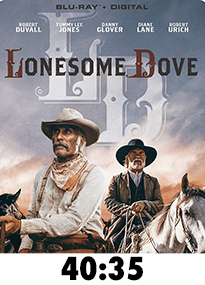 Lonesome Dove Steelbook Blu-Ray Review