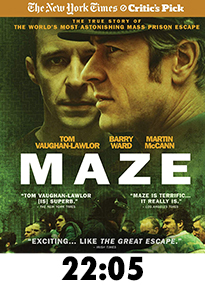 Maze Blu-Ray Review