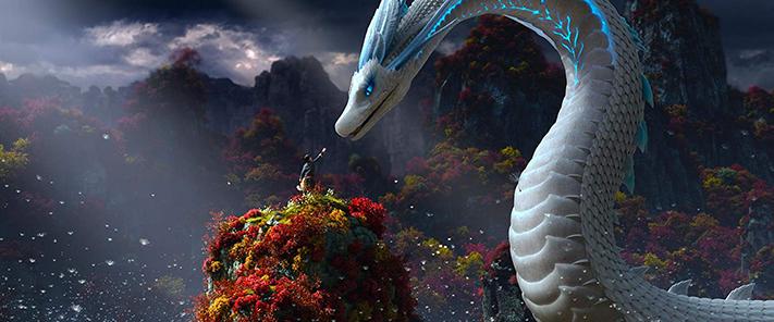 White Snake Movie Review 3
