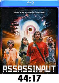 Assassinaut Blu-Ray Review