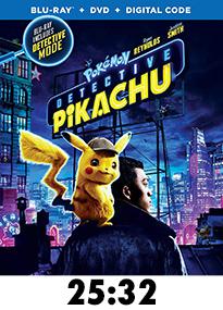 Detective Pikachu Blu-Ray Review