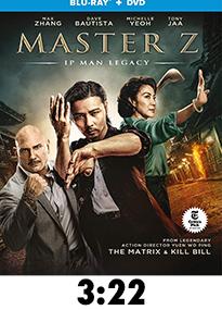Master Z: Ip Man Legacy Blu-Ray Review