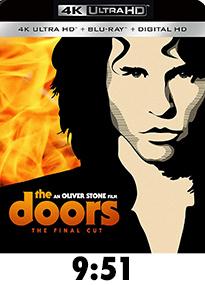 The Doors 4k Review