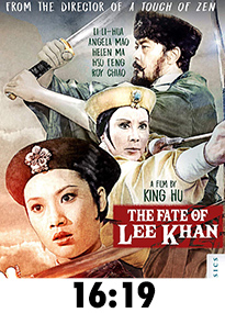 The Fate of Lee Khan Blu-Ray Review