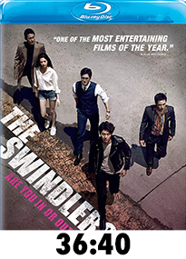 The Swindlers Blu-Ray Review