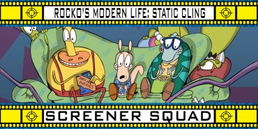 Rocko's Modern Life: Static Cling TV Review