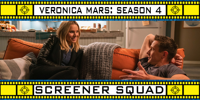 Veronica Mars Season 4 TV show review