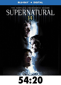 Supernatural Season 14 Blu-Ray Review