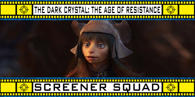 The Dark Crystal: Age of Resistance TV Show Review