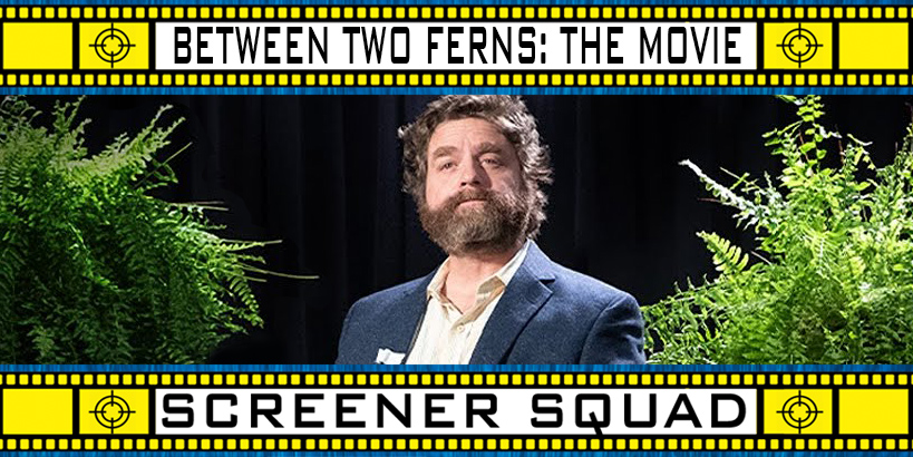 Between Two Ferns: The Movie Review