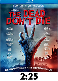 The Dead Don't Die Blu-Ray Review