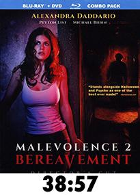 Malevolence 2: Bereavement Blu-Ray Review