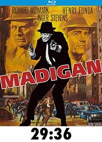 Madigan Blu-Ray Review