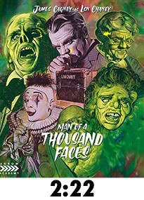 Man of a 1000 Faces Blu-Ray Review