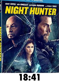 Night Hunter Blu-Ray Review