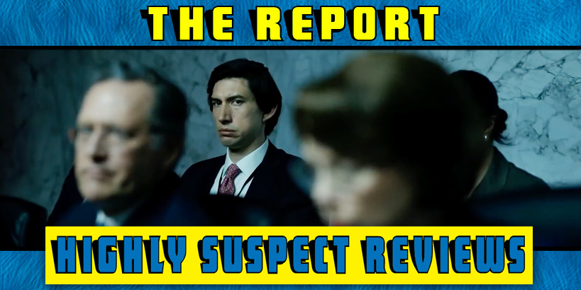 The Report Movie Review