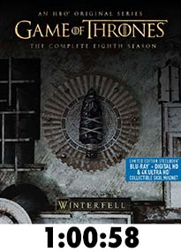 Game of Thrones Season 8 Blu-Ray Review
