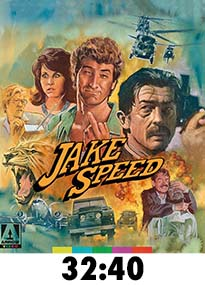 Jake Speed Blu-Ray Review