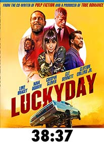 Lucky Day Blu-Ray Review