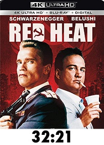 Red Heat 4k Review
