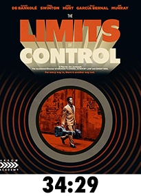 The Limits of Control Blu-Ray Review