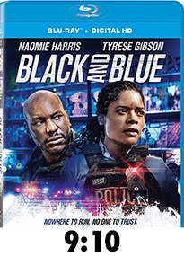 Black and Blue Blu-Ray Review