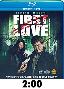 First Love Blu-Ray Review
