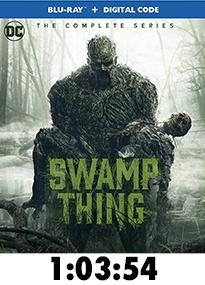 Swamp Thing Season 1 Blu-Ray Review