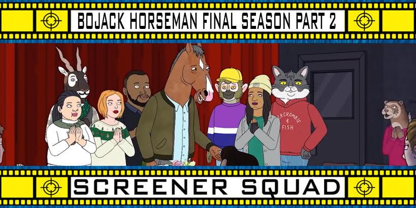 Bojack Horseman Final Season Part 2 Review