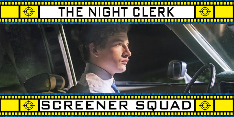 The Night Clerk Movie Review
