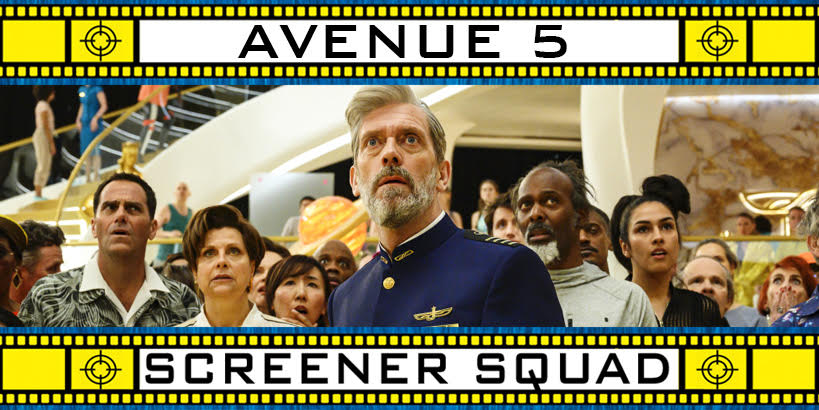 Avenue 5 TV series review