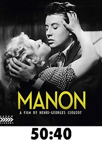 Manon Blu-Ray Review