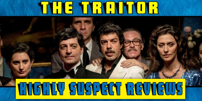 The Traitor Movie Review