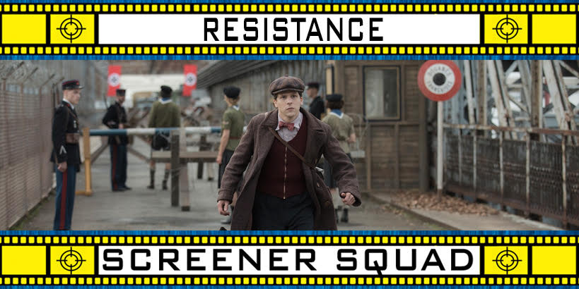 Resistance Movie Review