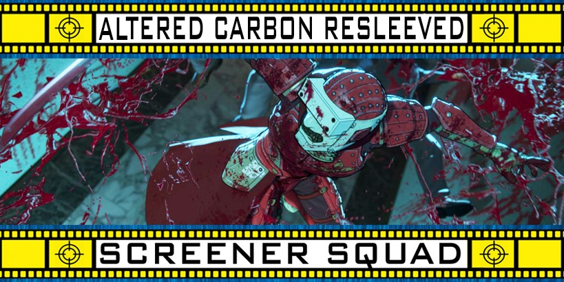 Altered Carbon: Resleeved Movie Review