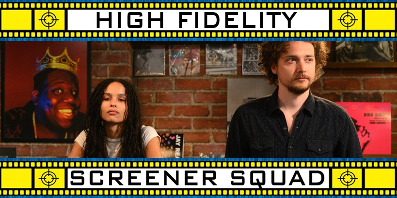 High Fidelity S2 Review