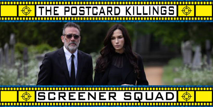 The Postcard Killings Movie Review