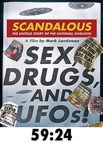 Scandalous: The Untold Story of the National Enquirer DVD Review