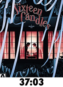 Sixteen Candles Blu-Ray Review