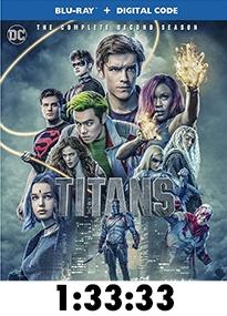 Titans Season 2 Blu-Ray Review